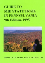 Midstate trail book image